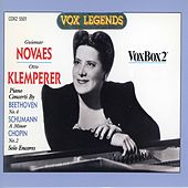 Guiomar Novaes / Otto Klemperer - Beethoven, Chopin, Schumann Piano Concerti, Other Solo Works by Various Artists