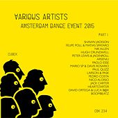 Play & Download Cubek: Amsterdam Dance Event 2015, Pt. 1 - EP by Various Artists | Napster