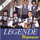 Play & Download Uspomene by Legende | Napster