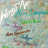 Wings and Air by Nana Simopoulos