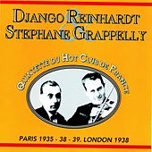 Quintet Du Hot Club De France (Paris-Londres 1935-1938) by Stephane Grappelli