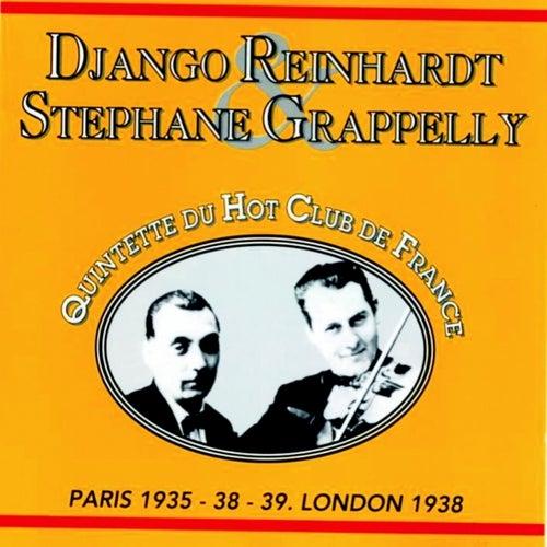 Play & Download Quintet Du Hot Club De France (Paris-Londres 1935-1938) by Stephane Grappelli | Napster