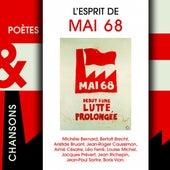 Play & Download L'esprit de Mai 68 by Various Artists | Napster