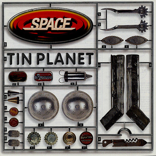 Play & Download Tin Planet by Space | Napster