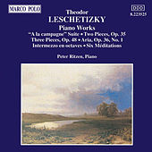 Play & Download Piano Works by Theodor  Leschetizky | Napster