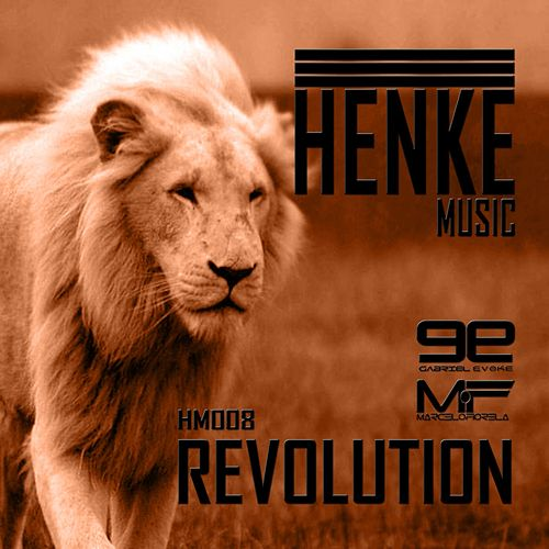 Revolution - Single de Gabriel Evoke