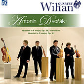 Play & Download Dvořák: String Quartets by Wihan Quartet | Napster