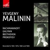 Play & Download Prokofiev, Beethoven, Galynin, Rachmaninoff: Piano Works by Yevgeny Malinin | Napster