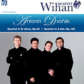 Dvořák: String Quartets by Wihan Quartet