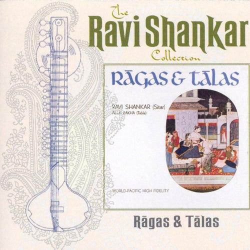 Play & Download Ragas & Talas by Ravi Shankar | Napster