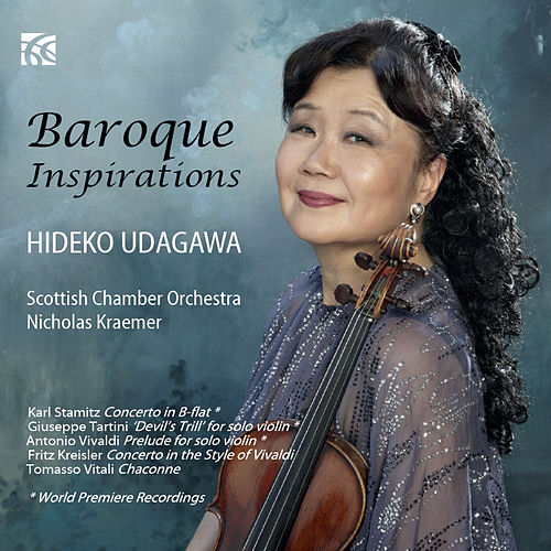Play & Download Baroque Inspirations by Hideko Udagawa | Napster