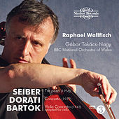Play & Download Hungarian Cello Concertos by Raphael Wallfisch | Napster