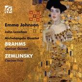 Play & Download Brahms: Clarinet Quintet - Zemlinsky: Clarinet Trio by Emma Johnson | Napster