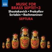 Music for Brass Septet, Vol. 3 by Septura