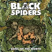 Play & Download Sons Of The North by Black Spiders | Napster