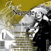 Jorge Negrete el Charro Inmortal Grandes Exitos de Sus Peliculas Volumen 1 by Jorge Negrete