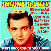Play & Download First Recordings Year 1959 by Bobby Darin | Napster