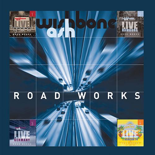 Road Works by Wishbone Ash