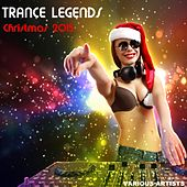 Play & Download Trance Legends: Christmas 2015 by Various Artists | Napster