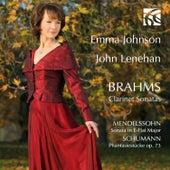 Play & Download Brahms, Mendelssohn & Schumann: Clarinet Sonatas by Emma Johnson   Napster