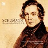 Schumann: Symphonies 1 & 2 by London Symphony Orchestra