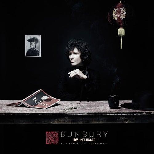 MTV Unplugged. El Libro De Las Mutaciones de Bunbury