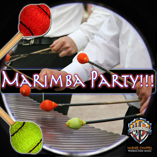 Play & Download Marimba Party! by Café Chill Lounge Club | Napster