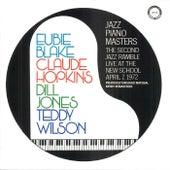 Jazz Piano Masters by Teddy Wilson