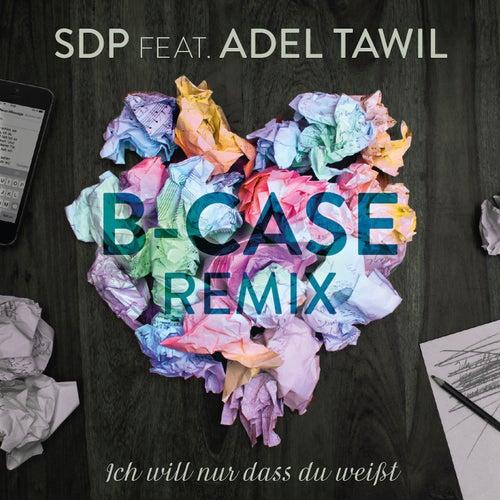 Ich will nur dass du weißt (B-Case Remix) von SDP