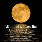 Play & Download Albinoni & Pachelbel by Lui Chan Kammerorchester Ensemble Classico | Napster