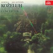 Koželuh: Clarinet & Bassoon Concertos by Various Artists