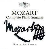 Play & Download Mozart: Complete Piano Sonatas by Marta Deyanova | Napster