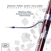 Play & Download Françaix, Tomasi, Jolivet & Villa-Lobos: Bassoon Concertos by Matthias Rácz | Napster