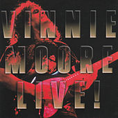 Vinnie Moore (Live) by Vinnie Moore