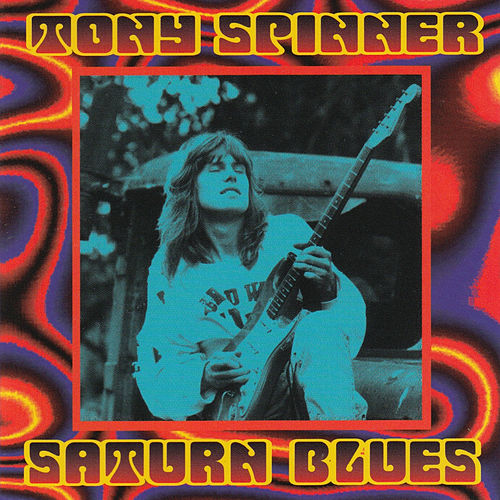 Saturn Blues by Tony Spinner