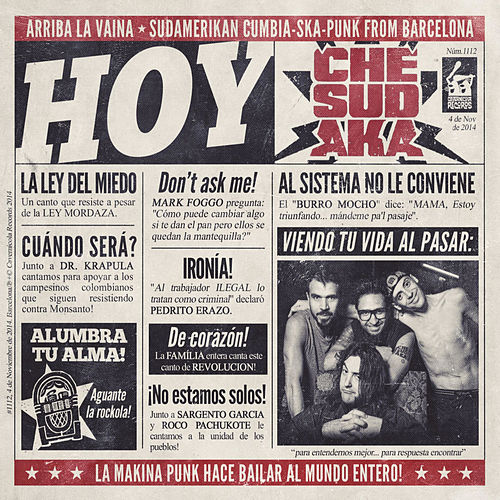 Play & Download Hoy by Che Sudaka | Napster