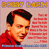 Play & Download Primeras Grabaciones 1959 by Bobby Darin | Napster