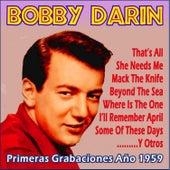 Primeras Grabaciones 1959 by Bobby Darin