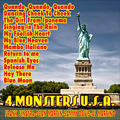 4 Monsters U.S.A by Various Artists