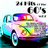 Play & Download 24 Hits Of The 60's, Vol. 2 by Various Artists | Napster
