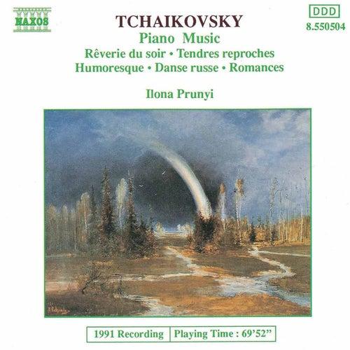 Play & Download Piano Music by Pyotr Ilyich Tchaikovsky | Napster