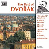 The Best of Dvorak by Antonin Dvorak