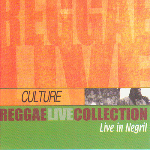 Play & Download Live In Negril by Culture | Napster