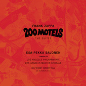 Play & Download Frank Zappa: 200 Motels - The Suites by Los Angeles Philharmonic | Napster