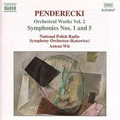 Orchestral Works Vol. 2 by Krzysztof Penderecki