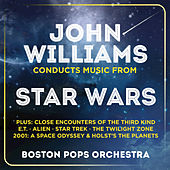 John Williams Conducts Music From Star Wars by Various Artists