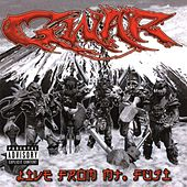 Live From Mt. Fuji by GWAR