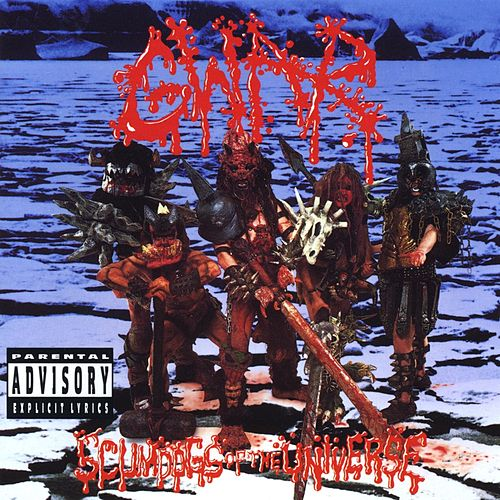 Play & Download Scumdogs of the Universe by GWAR | Napster