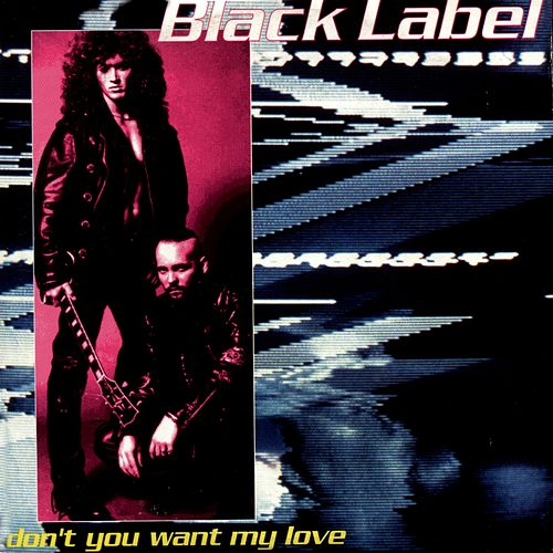 Don't You Want My Love by Black Label