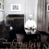 Play & Download Ballades/Scherzos (The Rubinstein Collection Vol. 45) by Frederic Chopin | Napster